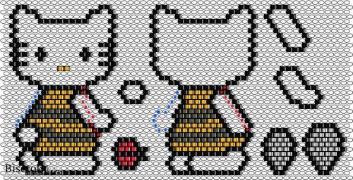 Сегодня хочу представить вашему вниманию несколько фигурок Hello Kitty из моей весенней коллекции: Китти-фея...