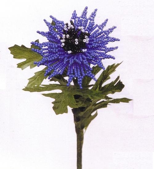 Idee di laura, цветы из бисера.