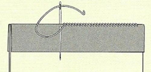 обметка ленты