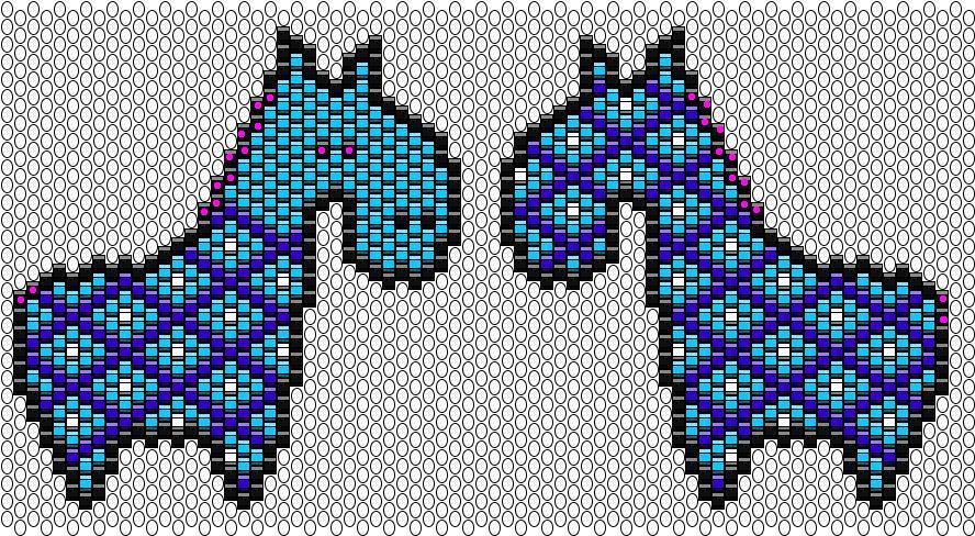 схема лошадки