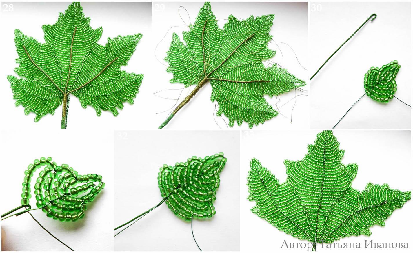 Готовый виноградный лист зеленый