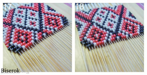 плетем гердан