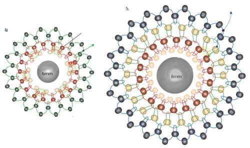 схема кирпичное плетение по кругу, серьги из бисера и бусин