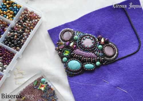 вышивка бисером, с чего начать, мастер-класс мк МК для новичков, ответы на основные вопрос, техника пришивания бисера в вышивке украшений