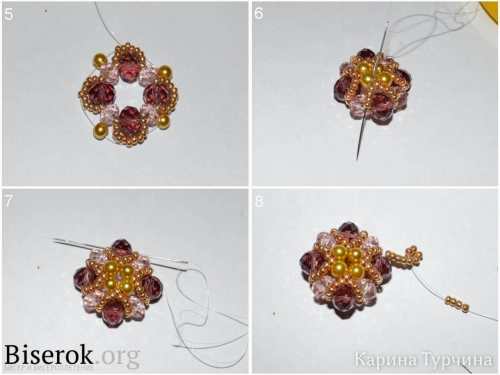 плетение из бусин