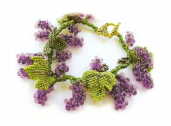 виноградный браслет