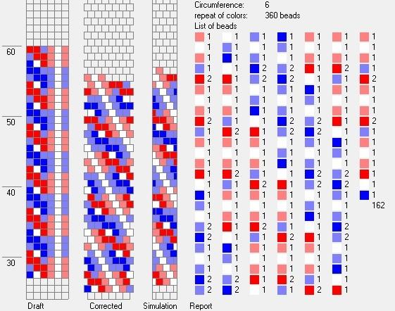 50 схем для вязания жгутов на