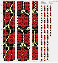 Жгут на 15 бисерин схема фото 736