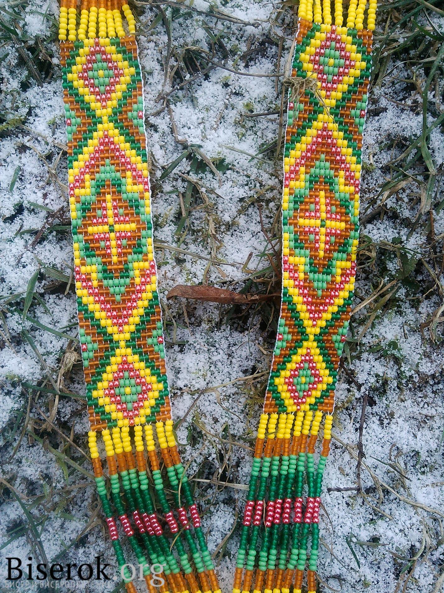 плетение гайтанов схемы