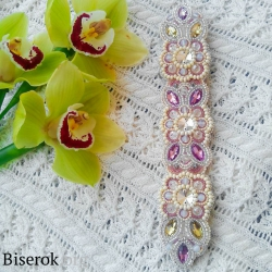 цветочная повязка