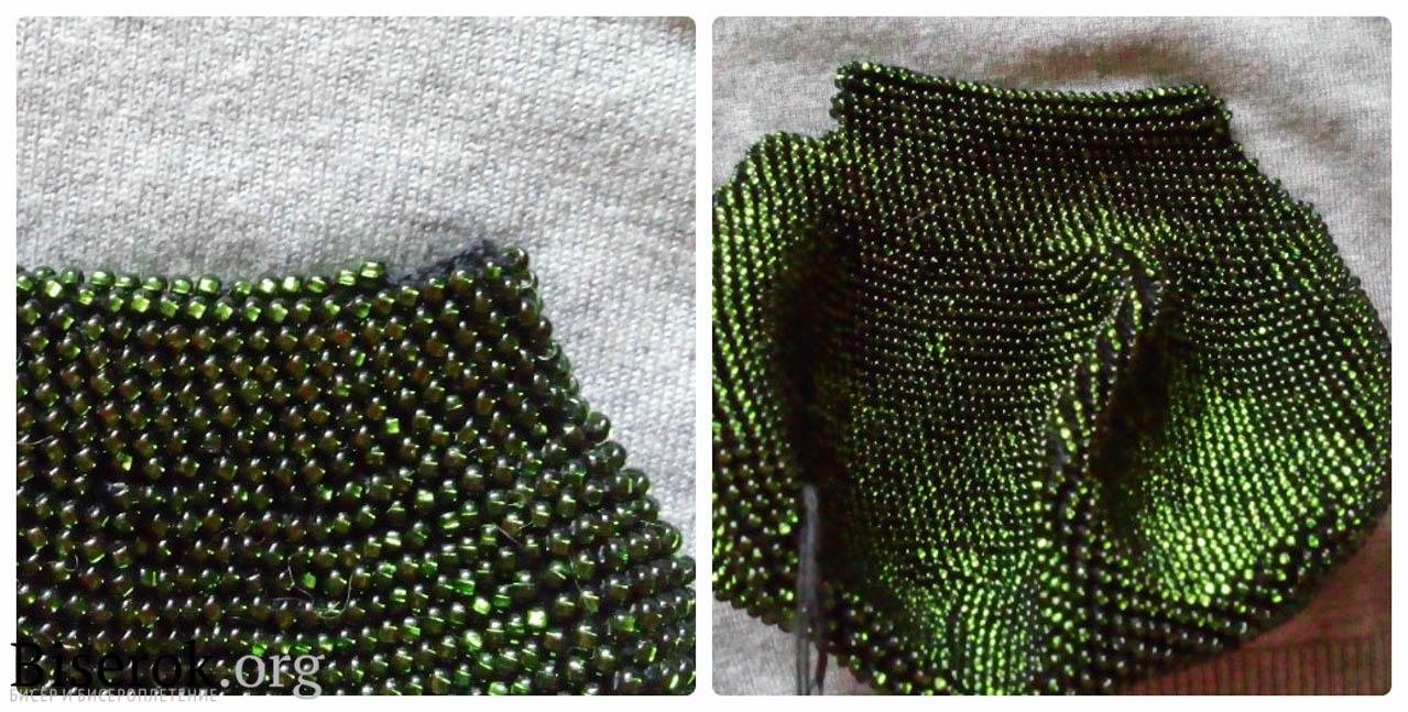 мастер класс по вязанию кошелька из бисера вязание с бисером разные