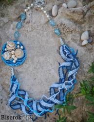 морское колье