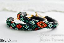 Парные браслеты с орнаментом