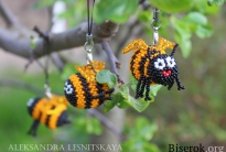 Брелок Пчелка