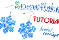 snowflake_earrings