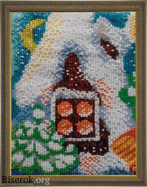 дом картина