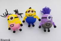 игрушки из бисера