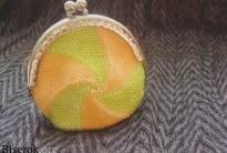 монетница из бисера