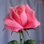 Логотип группы (Розы из бисера)