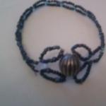 Логотип группы (Одинарные браслеты из бисера♥)